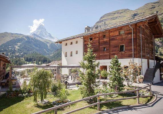 Sonnmatten boutique hotel zermatt for Boutique hotel zermatt